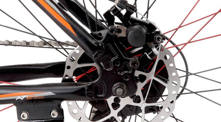 圣飞特24速全地形山地自行车 黑色